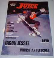 Juice Issue 53 Jason Jesse Cover
